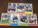 2009 Upper Deck Philadelphia Base Team Set Indianapolis Colts