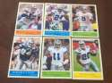 2009 Upper Deck Philadelphia Base Team Set Dallas Cowboys
