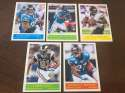 2009 Upper Deck Philadelphia Base Team Set Jacksonville Jaguars