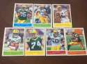 2009 Upper Deck Philadelphia Base Team Set Green Bay Packers