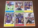 2009 Upper Deck Philadelphia Base Team Set Baltimore Ravens