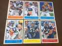 2009 Upper Deck Philadelphia Base Team Set Seattle Seahawks