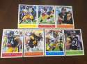 2009 Upper Deck Philadelphia Base Team Set Pittsburgh Steelers