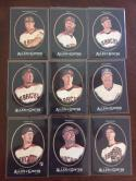 2017 Topps Allen and Ginter X (Black) Team Set w SP Arizona Diamondbacks