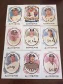 2017 Topps Allen and Ginter Master Team Set w SP Miami Marlins