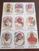 2017 Topps Allen and Ginter Master Team Set w SP Philadelphia Phillies