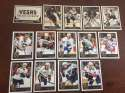 2017-18 Panini NHL Stickers Team Set Las Vegas Knights