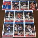 2017-18 NBA Hoops Team Set w RC Philadelphia 76ers