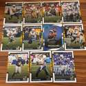 2017 Donruss NFL Team Set With RC San Diego Chargers