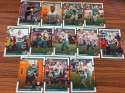 2017 Donruss NFL Team Set With RC Miami Dolphins
