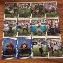 2017 Donruss NFL Team Set With RC Jacksonville Jaguars LEONARD FOURNETTE
