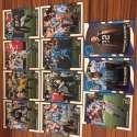 2017 Donruss NFL Team Set With RC Carolina Panthers CHRISTIAN MCCAFFREY
