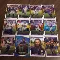 2017 Donruss NFL Team Set With RC Minnesota Vikings   DALVIN COOK