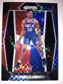 Basketball NBA 2017-18 Panini Prizm Prizms Red White and Blue STARBURST #1 Markelle Fultz MINT 76ers