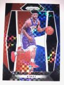 Basketball NBA 2017-18 Panini Prizm Prizms Red White and Blue STARBURST #26 Frank Mason III RC KINGS