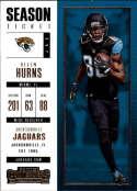 2017 Panini Contenders #21 Allen Hurns Jacksonville Jaguars