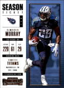 2017 Panini Contenders #23 Demarco Murray Tennessee Titans