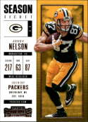 2017 Panini Contenders #32 Jordy Nelson Green Bay Packers