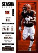 2017 Panini Contenders #42 Jeremy Hill Cincinnati Bengals