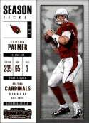 2017 Panini Contenders #49 Carson Palmer Arizona Cardinals