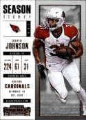 2017 Panini Contenders #50 David Johnson Arizona Cardinals