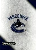 2017-18 Parkhurst Team Logos #VC Vancouver Canucks