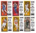 2017-18 Panini Contenders Season Ticket Set of 100 Cards (Veterans Set)