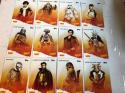 2018 Topps Denny's Solo Star Wars  Complete NonSport Set of 12 Cards