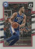 2017-18 Donruss Optic NBA Complete Basketball Set of 200 Cards With 50 Rated Rookies including Ball Tatum Mitchell