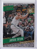 2017-18 Panini Prestige Rain #153 Jayson Tatum Boston Celtics Rookie
