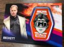 2018 Topps Solo A Star Wars Story Trading Card Manufactured Patch Relics #MP-BH Beckett Han Solo