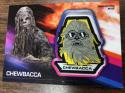 2018 Topps Solo A Star Wars Story Trading Card Manufactured Patch Relics #MP-CC Chewbacca Chewbacca