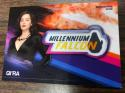 2018 Topps Solo A Star Wars Story Trading Card Manufactured Patch Relics #MP-QC Qi'ra Millennium Falcon