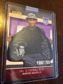 2018-19 Panini Instant Draft Night #DN2 Marvin Bagley RC Rookie Card Sacramento Kings #1 Pick 1 of Only 537 Produced
