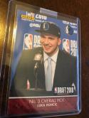 2018-19 Panini Instant Draft Night #DN3 Luka Doncic RC Rookie Card Dallas Mavericks #1 Pick 1 of Only 811 Produced