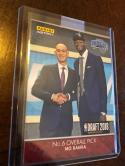 2018-19 Panini Instant Draft Night #DN6 Mo Bamba RC Rookie Card Orlando Magic #1 Pick