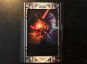 2018 Topps Star Wars Galactic Files Manufactured Movie Poster Patches White MA-LO General Leia Organa SER/5 The Force Aw