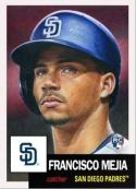 2018 Topps The MLB Living Set Baseball #92 Francisco Mejia RC Rookie San Diego Padres  Online Exclusive MLB Trading Card SOLD OUT at Topps