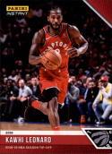 2018-19 Panini Instant NBA Basketball #1 Kawhi Leonard Toronto Raptors  Online Exclusive Print Run 330
