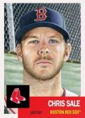 2018 Topps The Living Set Baseball #97 Chris Sale Boston Red Sox  Online Exclusive MLB Trading Card SOLD OUT at Topps