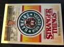 2018 Topps Stranger Things Season 1 Commemorative Patch NonSport #P-SH Steve Harrington Hawkins High School  Official Netflix Series Trading Card