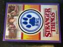 2018 Topps Stranger Things Season 1 Commemorative Patch Purple NonSport #P-DH Dustin Henderson SERS25 Hawkins Middle Sch Official Netflix Series Tradi