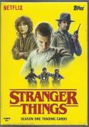 2018 Topps Stranger Things Season 1 Complete Hand Collated Netflix Series Collectible Set of 100 Trading Cards