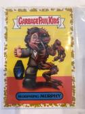 2018 Topps Garbage Pail Kids Oh The Horror-ible 80s Sci-Fi Stickers Fools Gold #3A MORPHING MURPHY  SER50  Collectible Trading Card Sticker