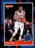 2018 Panini Instant NBA 1988 Rated Rookie Retro Basketball #RR9 Kevin Knox RC Rookie New York Knicks  Online Exclusive Trading Card SOLD OUT at Panini