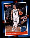 2018 Panini Instant NBA 1988 Rated Rookie Retro Basketball #RR15 Donte DiVincenzo RC Rookie Milwaukee Bucks  Online Exclusive Trading Card SOLD OUT at