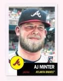 2018 Topps The MLB Living Set Baseball #119 A.J. Minter RC Rookie Atlanta Braves  Online Exclusive MLB Trading Card SOLD OUT at Topps