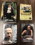 2018 Topps Walking Dead Hunters and the Hunted  Complete Hand Collated Set 100 Cards plus 3 Insert Sets