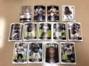 2018 Panini NFL Stickers Chicago Bears Team Set 13 Cards (2 by 3 inches)