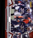 2018 Panini Instant NFL Football #429 McCourty Brothers New England Patriots  AFC Champions Print Run 205